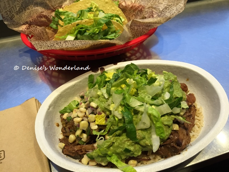(Chipotle Mexican Grill) in London