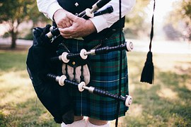 Scottish Stereotypes: Bagpipes and Kilts