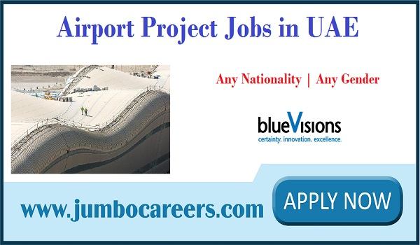 Dubai & Abu Dhabi jobs Airport jobs for Indians, Recent UAE jobs with salary,