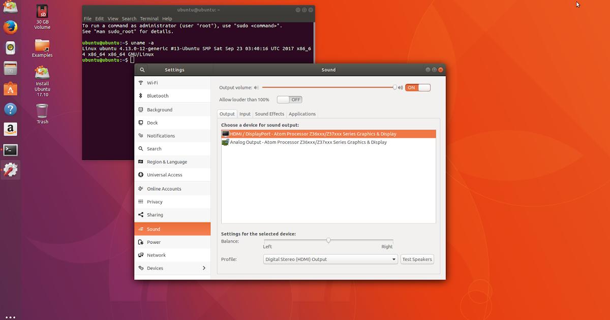 linuxium com au: Ubuntu 17 10 Beta 2 Releases for Intel Atom