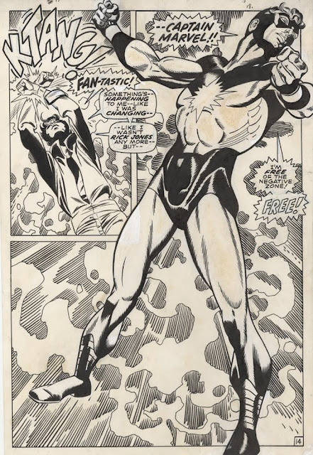 Favorite Comic Artist Countdown #7 - Gil Kane!