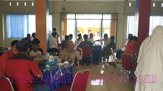 Alumni SDN 3 Kotabumi Ilir '82 Gelar Halal Bil Halal