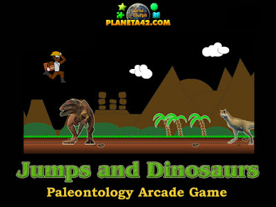 Jump and Dinoasurs Arcade