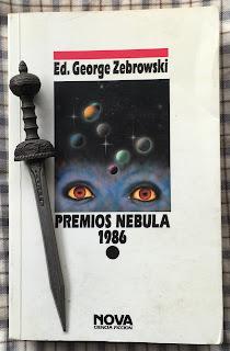 Portada del libro Premios Nebula 1986