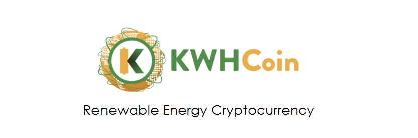 Make Our Environment Better with KWHCoin