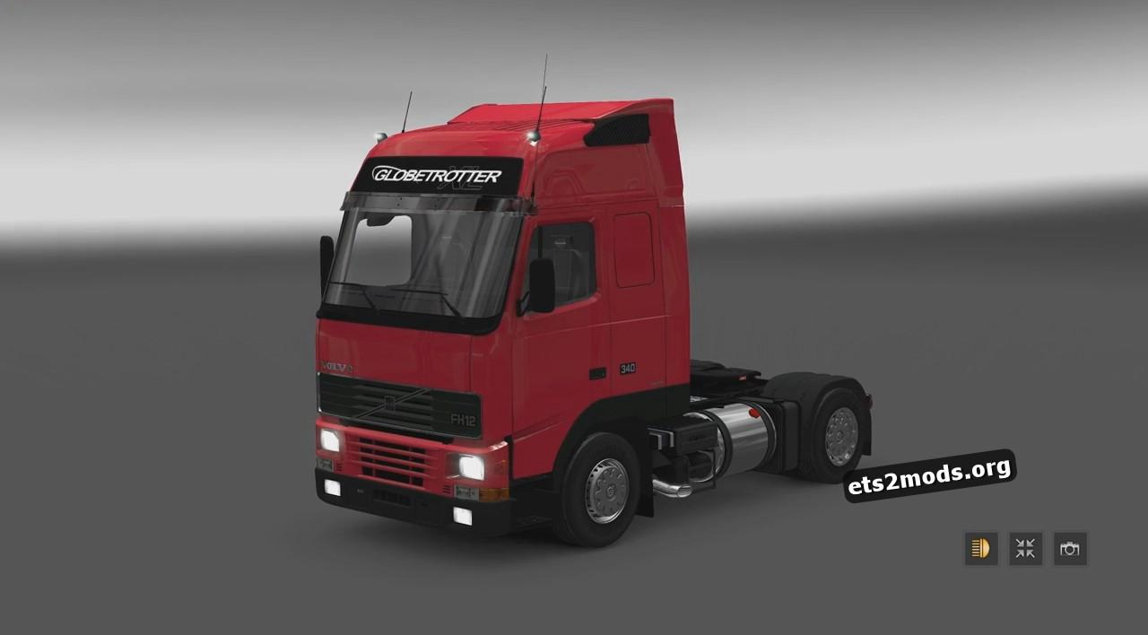 Truck - Volvo FH12 Mk1 [Updated]