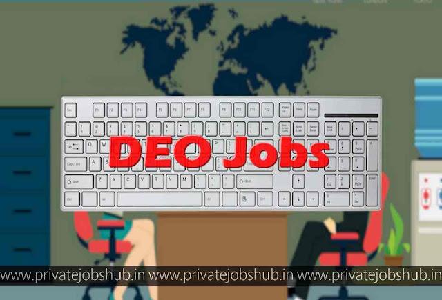 DEO Jobs