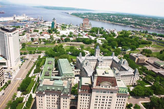 Observatoire de la Capitale em Quebec
