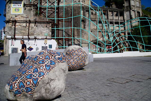 public art, Porto, Portugal