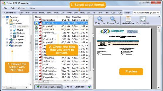 Total PDF Converter screenshot 3