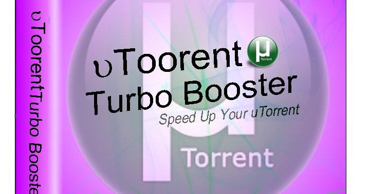 Utorrent turbo booster incl serial key.