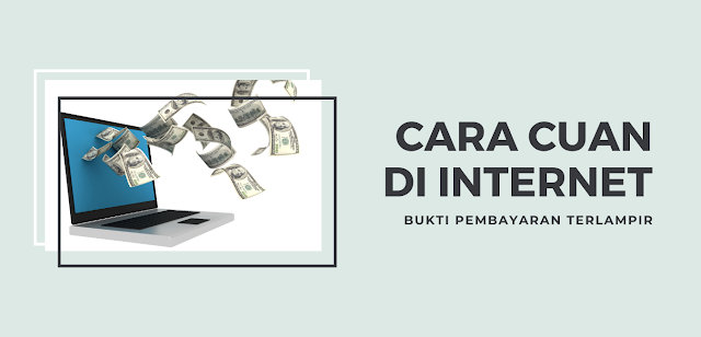 Uang dari internet bukanlah suatu hal yg mitos, ikuti tutorial dibawah ini