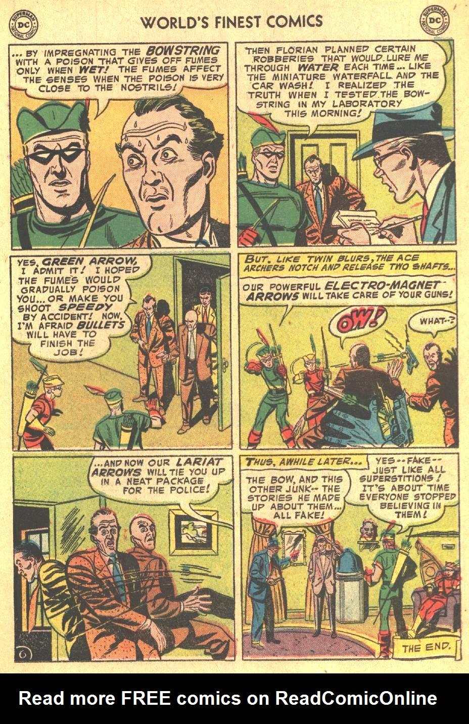 Read online World's Finest Comics comic -  Issue #80 - 23