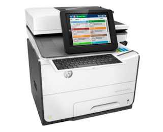 HP PageWide Enterprise Color Flow MFP 586z Drivers