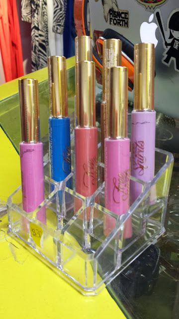 Free Spirits Cosmetics Lip Stains - www.modenmakeup.com