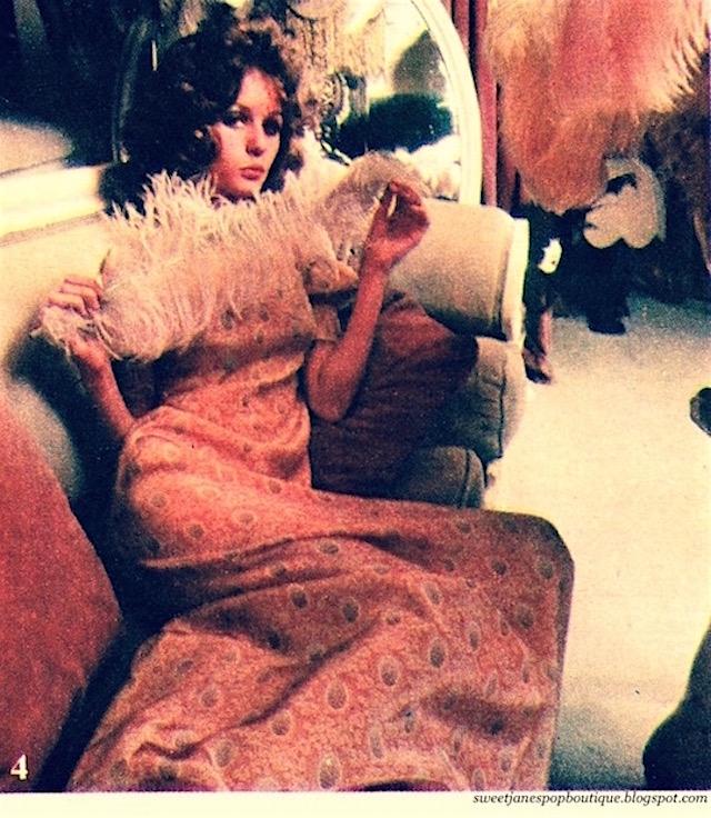 Biba Fashion 1970s