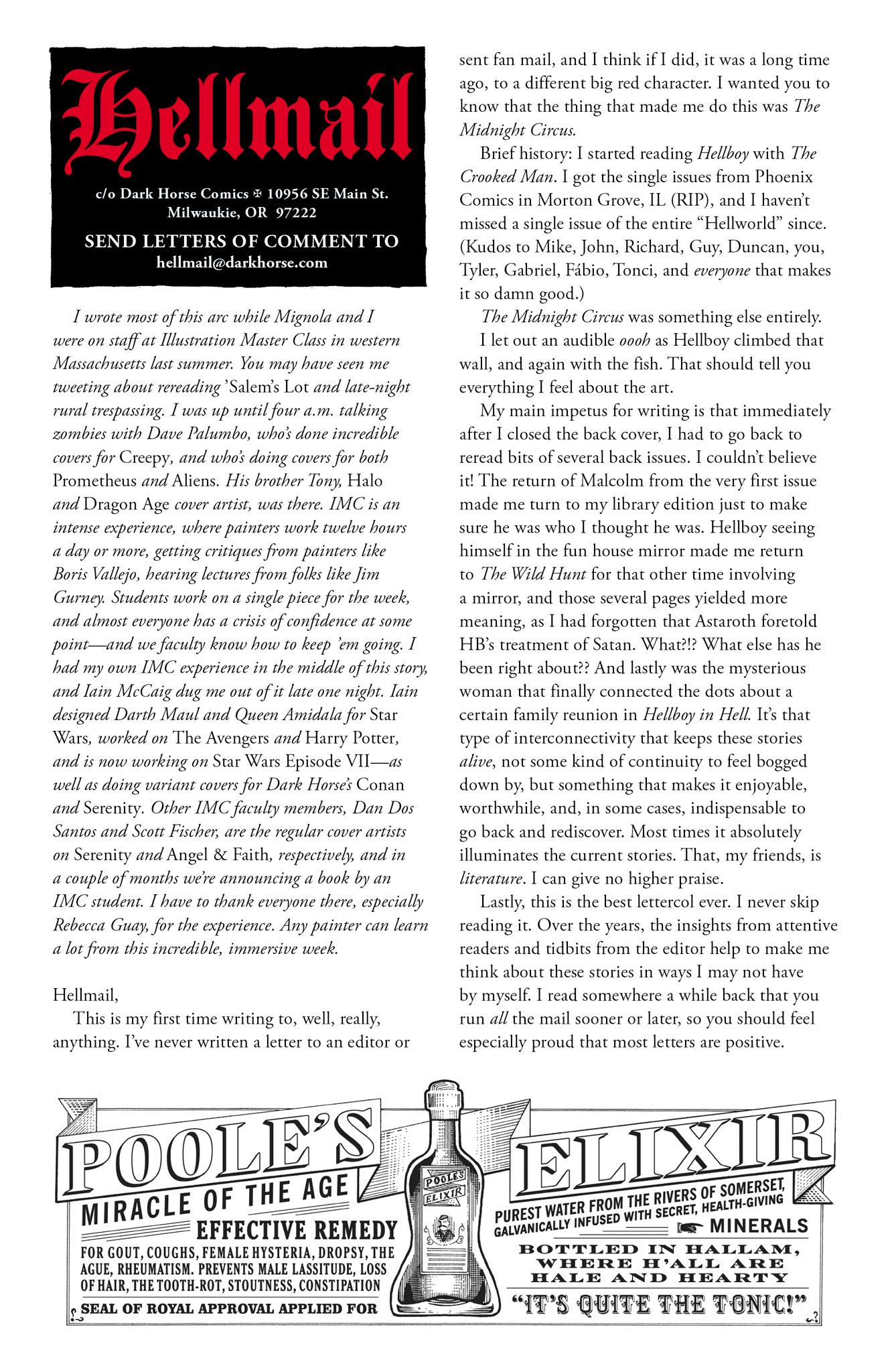 Read online Abe Sapien comic -  Issue #10 - 27