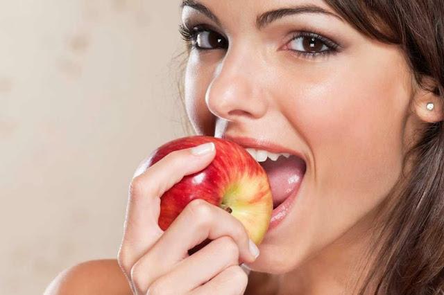 Manfaat makan buah Apel untuk kesehatan