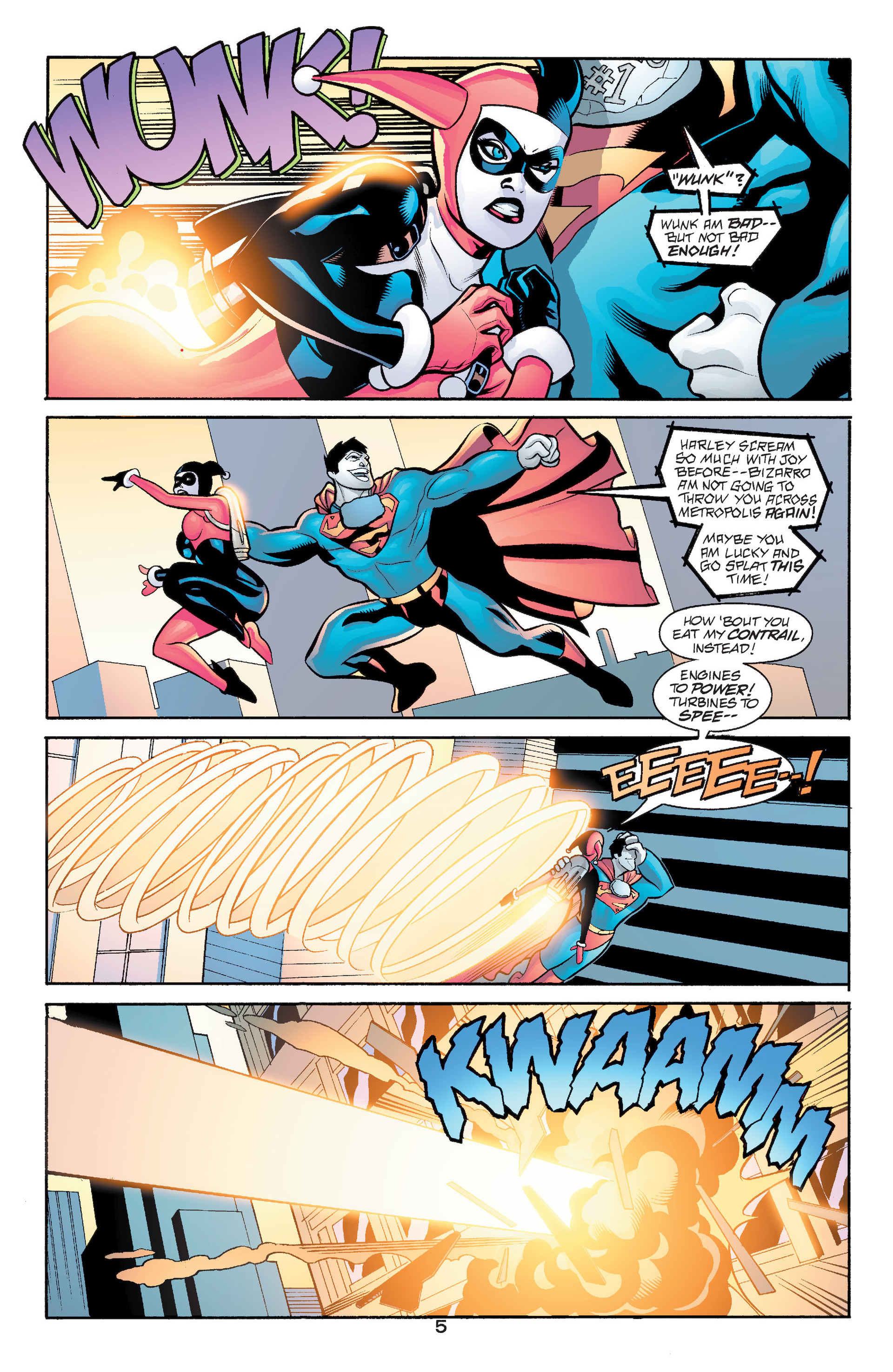 Harley Quinn (2000) Issue #17 #17 - English 5