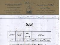 Contoh Surat Resmi Bahasa Arab dan Artinya