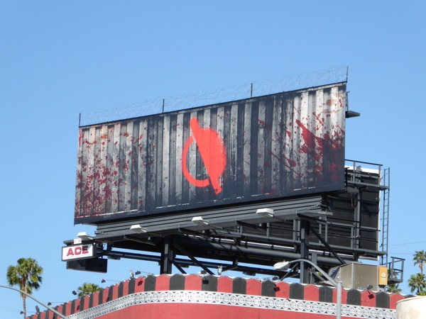 Containment The CW teaser billboard