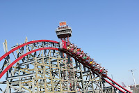 Roller Coaster Definitions, Glossary