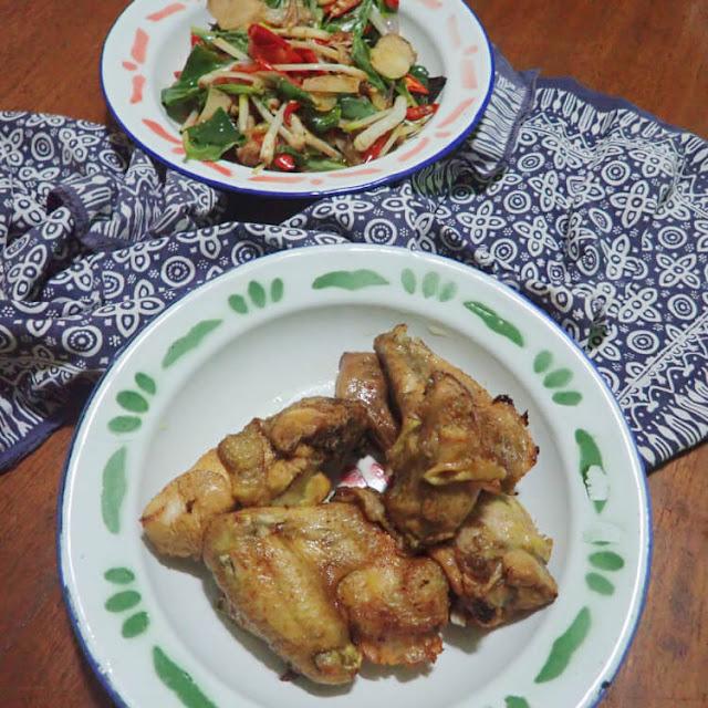 resep ayam goreng mamasuka