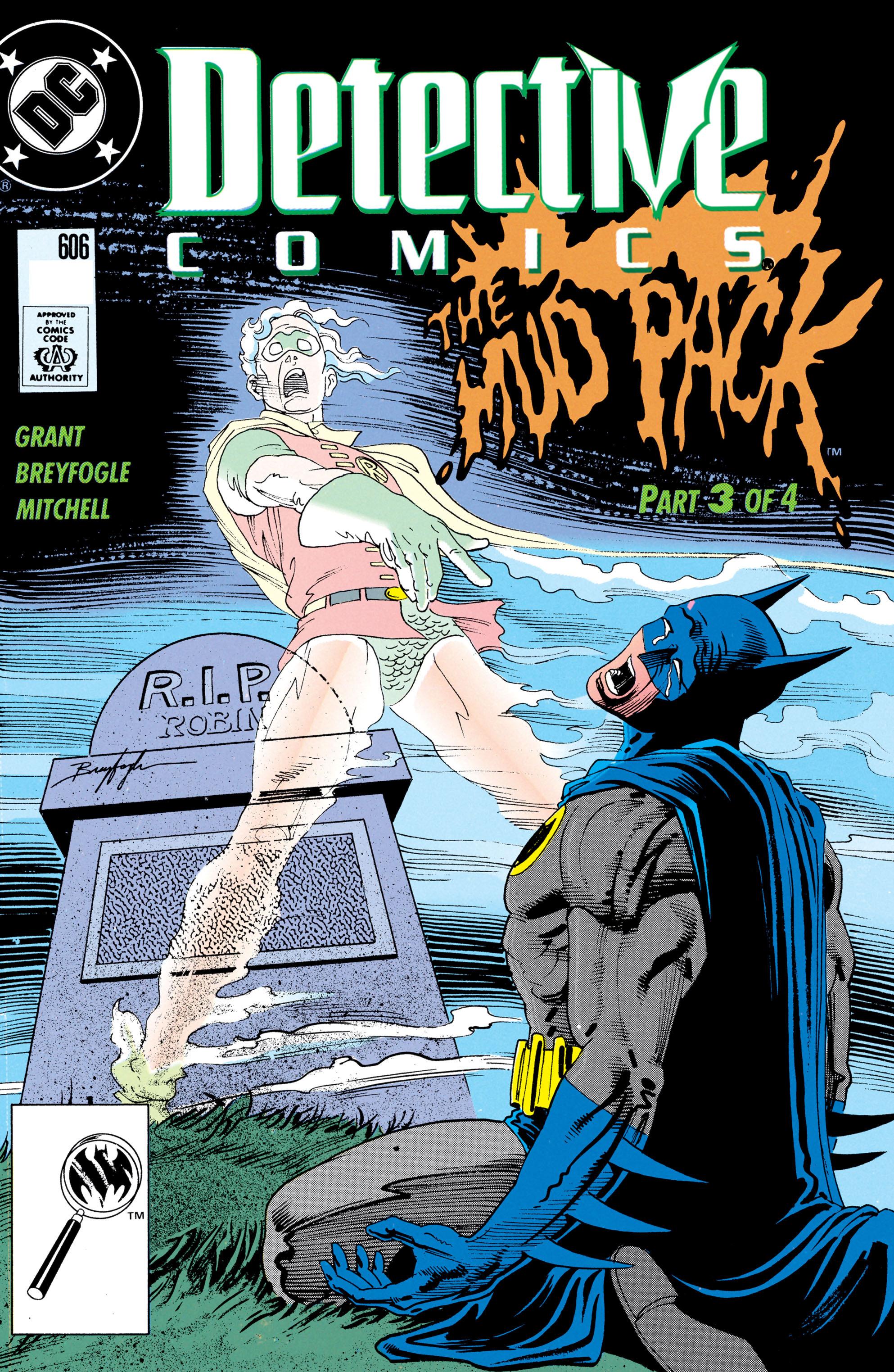 Detective Comics (1937) 606 Page 0