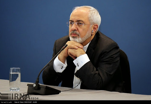 Mr. Zarif. Greeting to you and your team