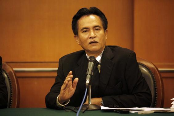 PDIP Korupsi e-KTP, Yusril: Presiden Apa Berani Bubarkan Partainya Sendiri?