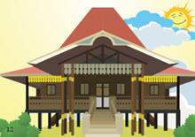 Rumah Adat Bengkulu