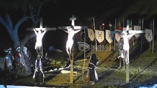 Paixão de Cristo em Cuité atrai milhares de pessoas