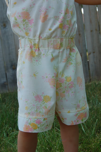 Double Stitching Tutorial Adding Snaps To A Romper Or Shorts