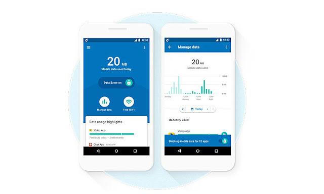 Yuk Kenalan Aplikasi Android Datally dari Google