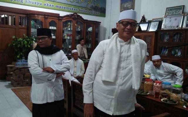 Gubernur Banten Hadiri Haul Syech Abdul  Qodir Jaelani Ke-59