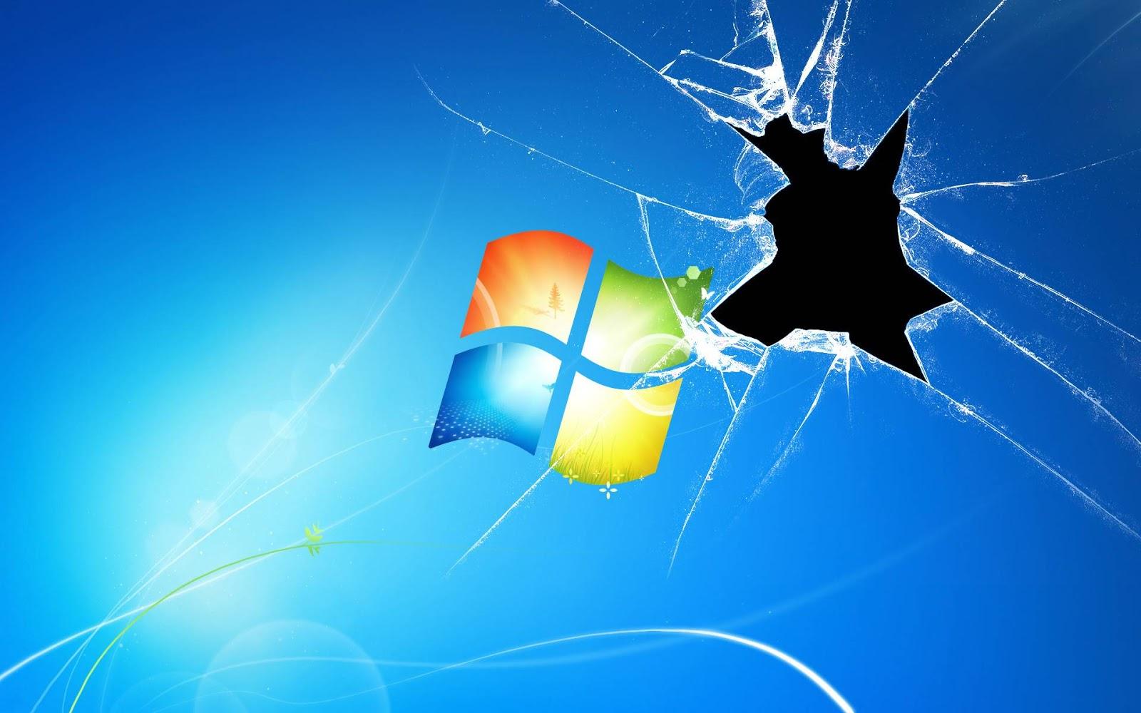 Wallpaper layar pecah untuk laptop anda obat gaptek - Wallpaper anime hd untuk pc ...