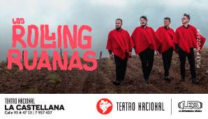 ROLLING RUANAS TOUR LA BALADA DEL CARRANGUERO 2017