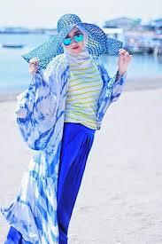 model baju pantai dian pelangi terbaru