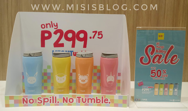 Baby Company PH - MIGHTumbler Review