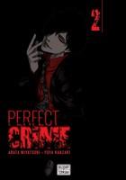 Critique Manga, Delcourt / Tonkam, Manga, Perfect Crime, Seinen,