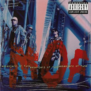 Mesanjarz of Funk - Mesanjarz of Funk (1993)