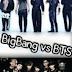 BigBang vs BTS