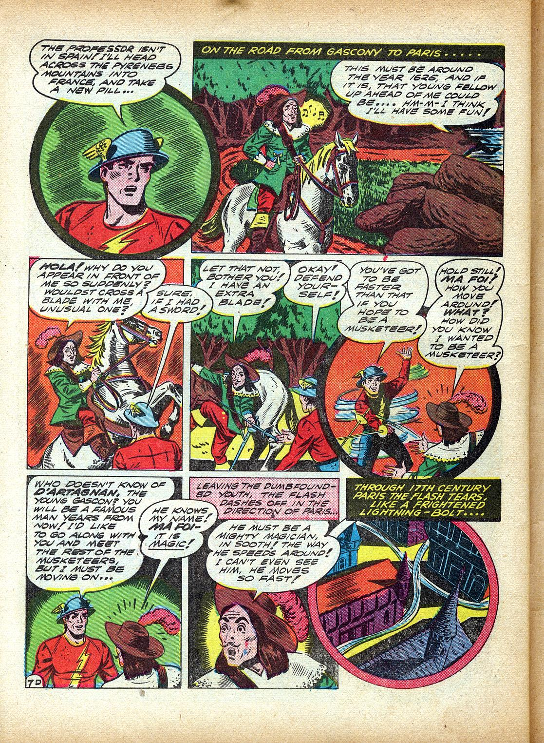 Read online All-Flash comic -  Issue #4 - 59