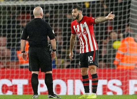 Southampton đã có 8 trận liên tiếp không biết đến mùi chiến thắng