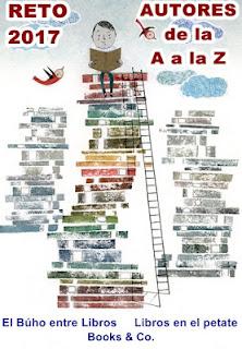 Reto autores de la A a la Z 2017