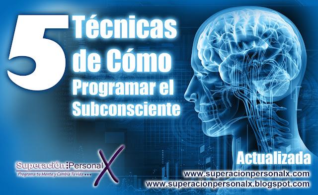 como programar el subconsciente, audios programar subconsciente