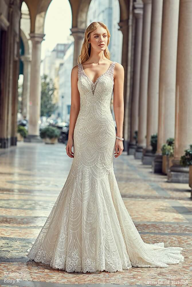 Milano by Eddy K 2018 Bridal Collection