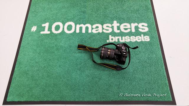 Alfombra 100 Masters, por El Guisante Verde Project