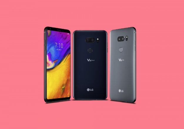 LG V35 ThinQ gets updated to Android Pie in South Korea