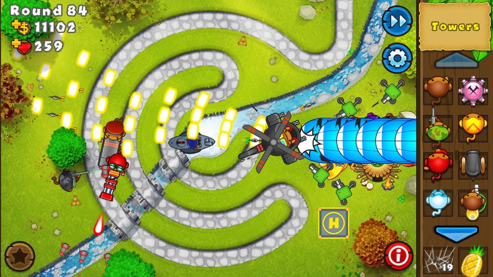 www.hackedonlinegames.com › upcoming › tower defense
